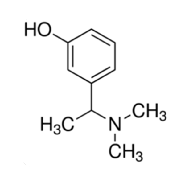 ((S)-3-(1-dimethylamino-ethyl)-phenol)^.png