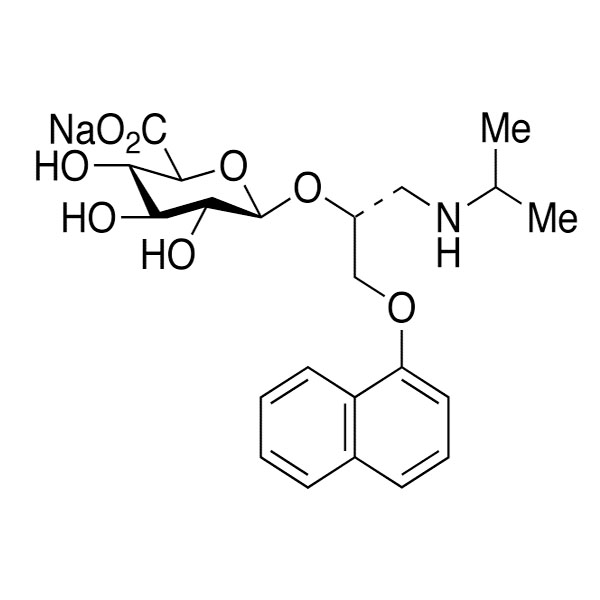 (R)-Propranolol β-D-Glucuronide Sodium Salt.jpg