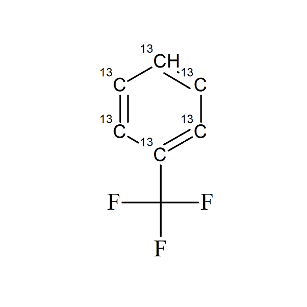 4-(Trifluoromethyl)benzoic acid-13C6.png
