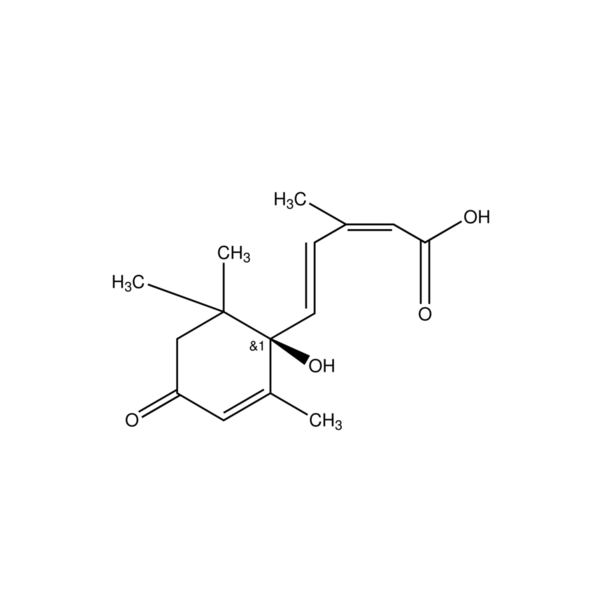 Chiral Standards-(+)-cis, trans-Abscisic Acid-1580886103.png