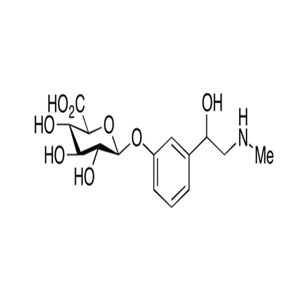Glucuronides-Phenylephrine glucuronide-1581075295.png
