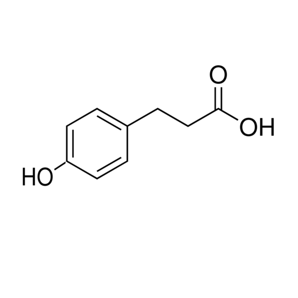Hydroxy hydrocinnamic Acid^.png