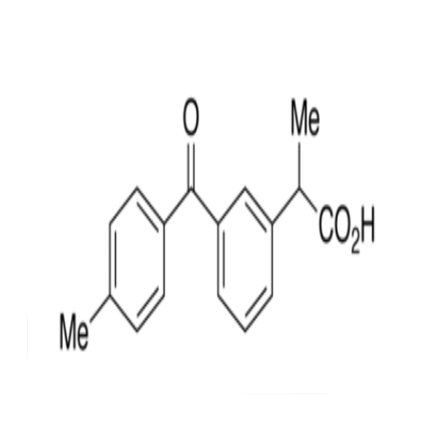 Impurities-Dexketoprofen - Related Compound A-1580727177.png