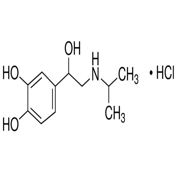 Isoprenaline HCL.png