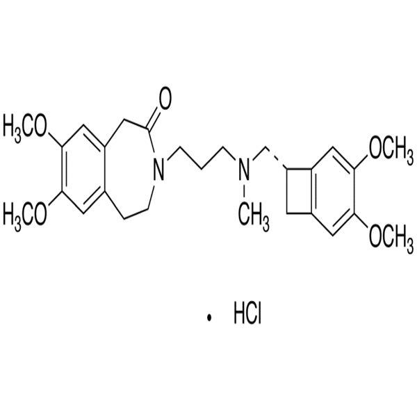Ivabradine HCL.png