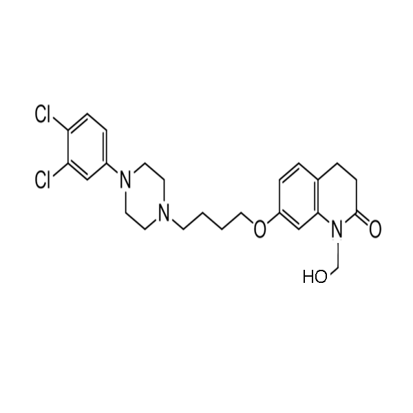Metabolites-N-Hydroxymethyl aripiprazole-1581059544.png