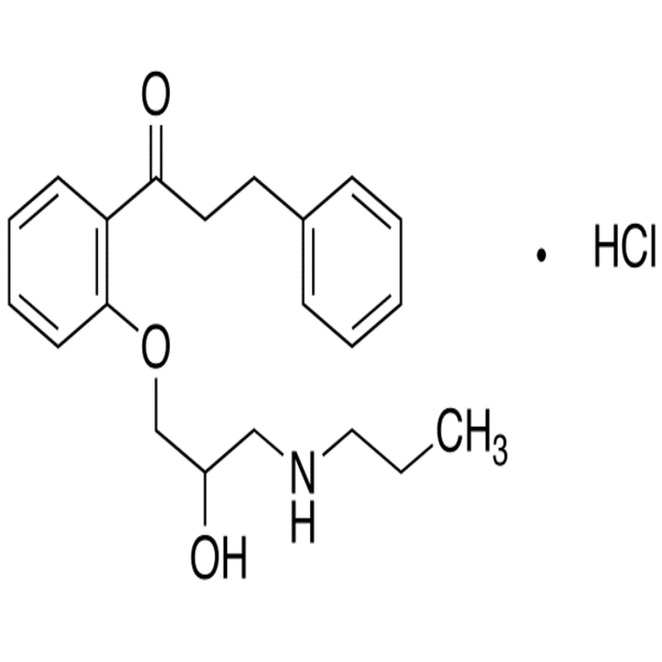 Propafenone HCL.png