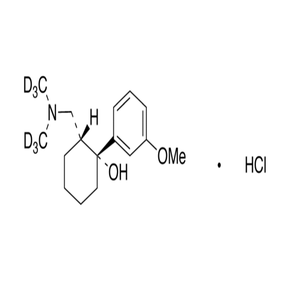 Stable Isotope Labeled Compounds-Tramadol D6 HCl-1581077844.png