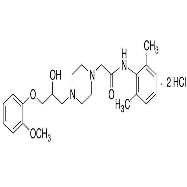 Standards-Ranolazine DiHCl-1581597909.png