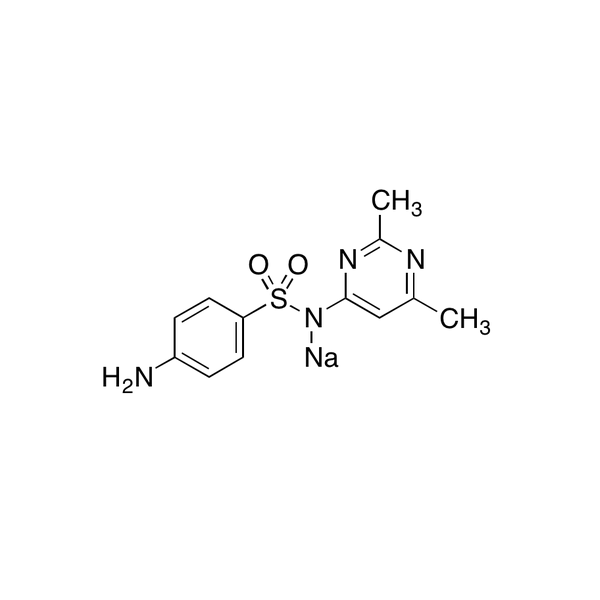 Standards-Sulfisomidine, Sodium-1584356558.png